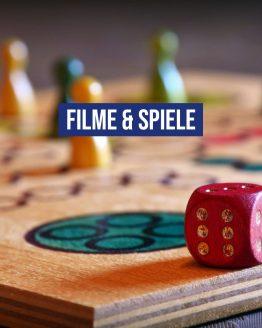 Filme & Spiele
